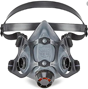 North Respiratory Half Mask - 5500 Series