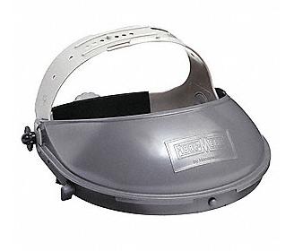 Headgear, Fibre-Metal with Ratchet