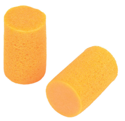 Earplugs, Howard Leight FF-1 Firm Fit, Disposable