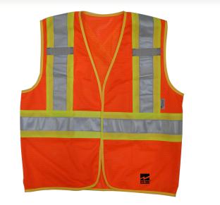 """Safety Vest,  Open Road® """"BTE"""""""