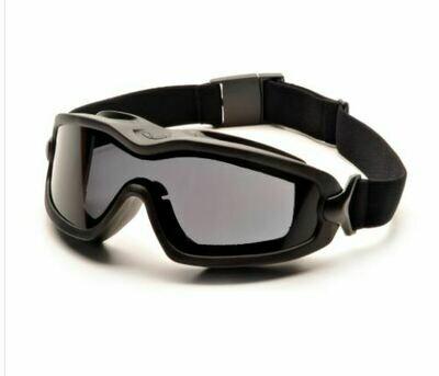 Safety Goggles V2G® Plus  Gray Lens Anti-Fog