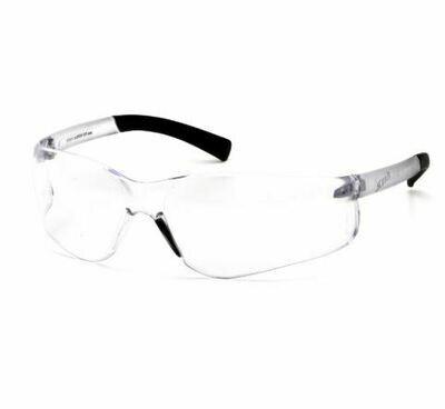 Safety Reading Glasses Ztek® 1.5 Clear Lens