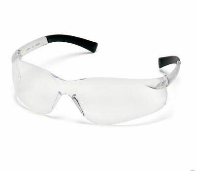 Safety Glasses, Mini Ztek, Clear