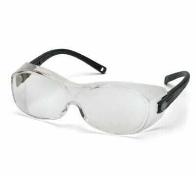 Over The Glasses, Safety Glasses, OTS, Clear