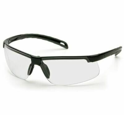 Safety Glasses, Ever-Lite, Clear