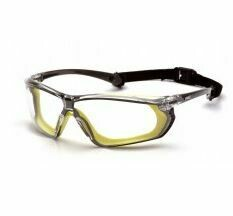 Safety Glasses, Crossover, Clear
