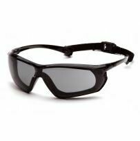Safety Glasses, Crossover, Gray Lens