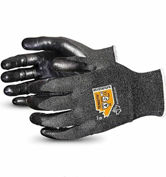 Gloves, Cut 4,  18-Gage, TenActiv