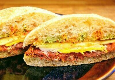 Island Star BREAKFAST Sandwich