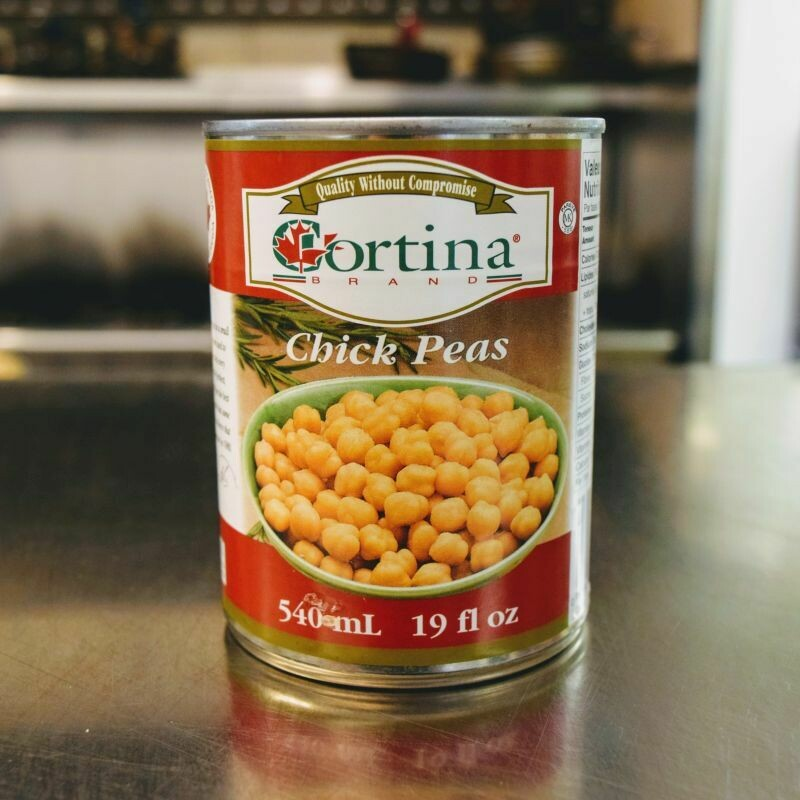 Canned Chickpeas