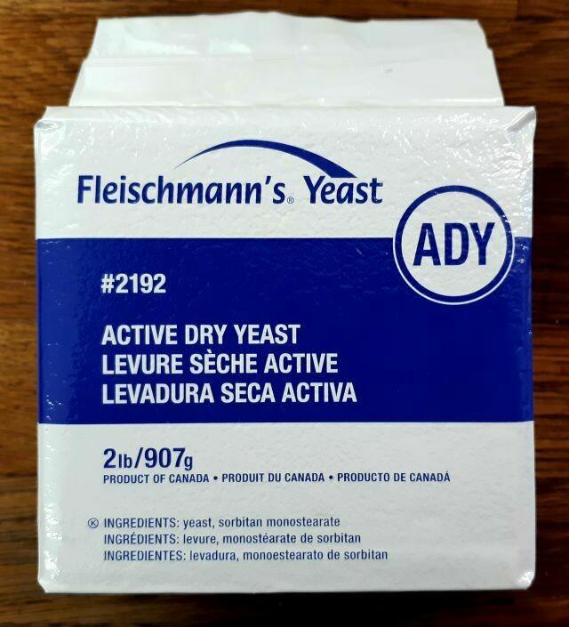 Active Yeast - 907g(2lb)