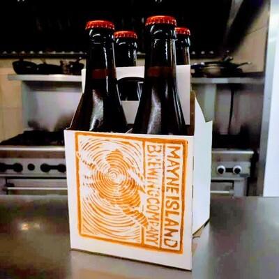Mayne Island Brewing - 4PAK