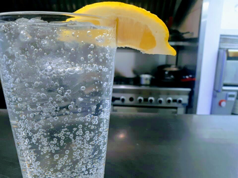 Soda w/lemon