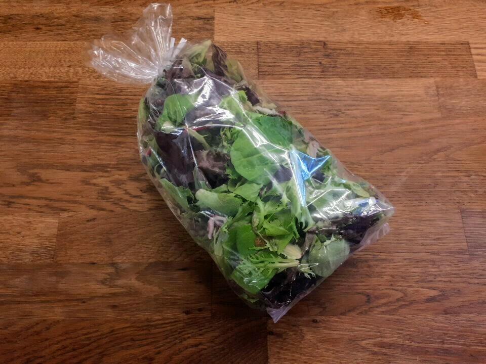 Mixed Salad Greens (organic)