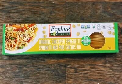 Organic Chickpea Spaghetti