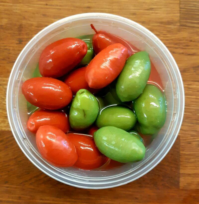 Bella Di Cerignola Olives - Mixed