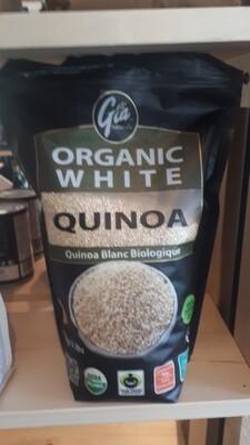 Organic White Quinoa (3lbs)
