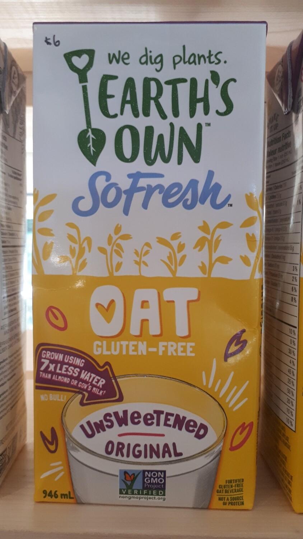 Earth's Own - Oat Milk