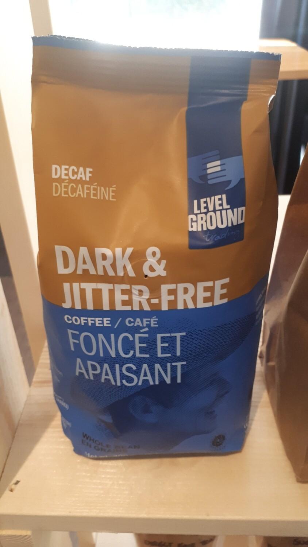 Level Ground - decaf coffee