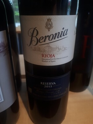 Beronia - Rioja Reserva (Spain)
