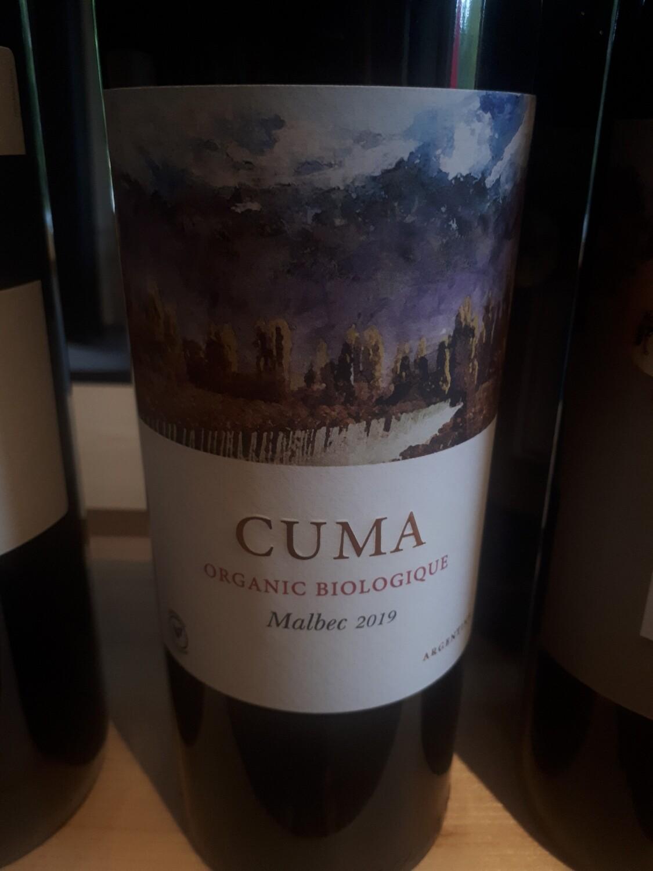 Cuma - Organic Malbec (Argentina)