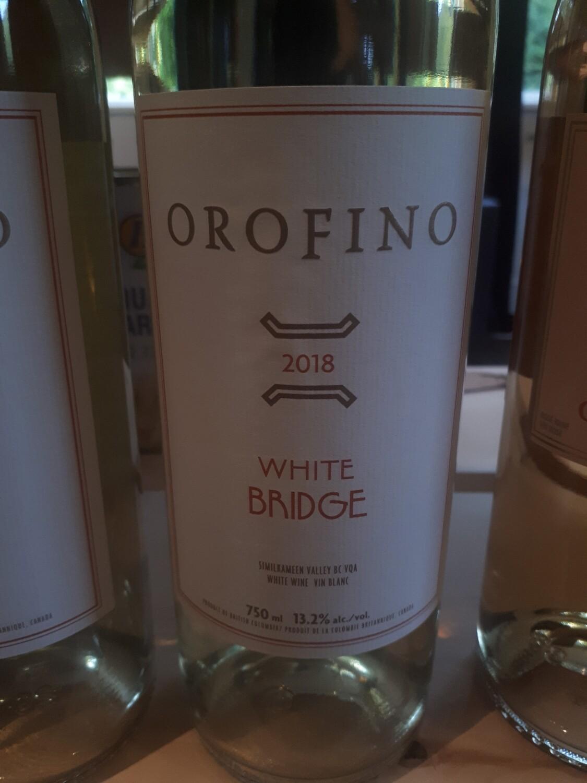 Orofino - White Bridge White (Okanagan)