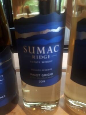 Sumac Ridge - Pinot Grigio (Okanagan)