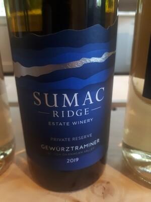 Sumac Ridge - Gewurztraminer (Okanagan)