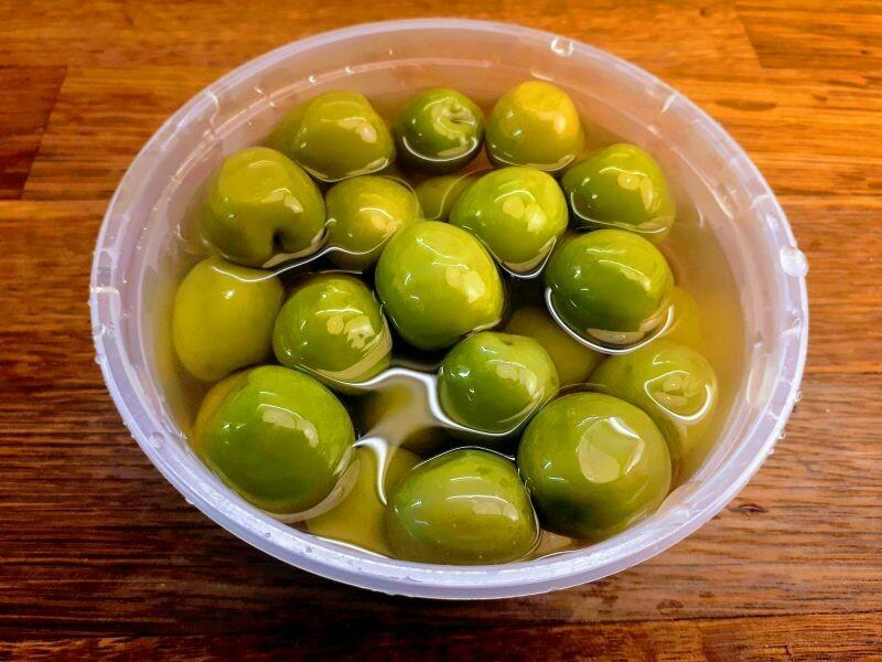 Castelvetrano Olives (organic)