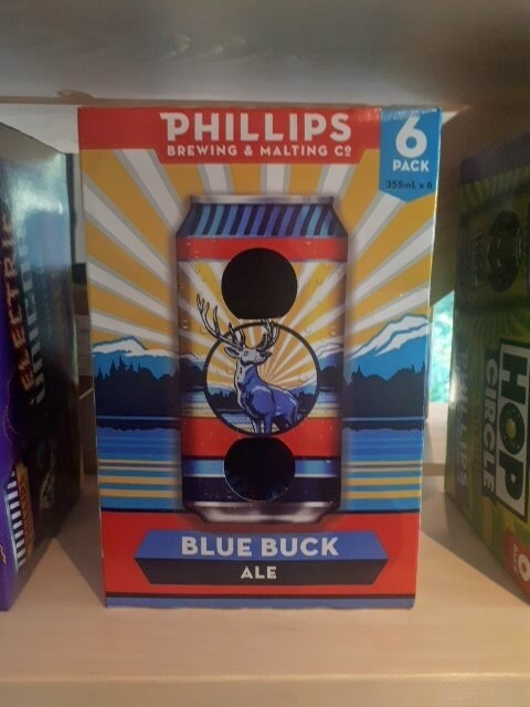 Phillips - Blue Buck 6PAK