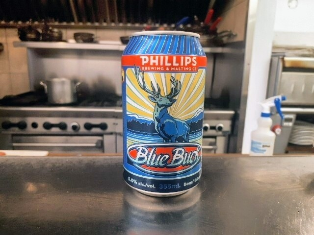 Phillips - Blue Buck