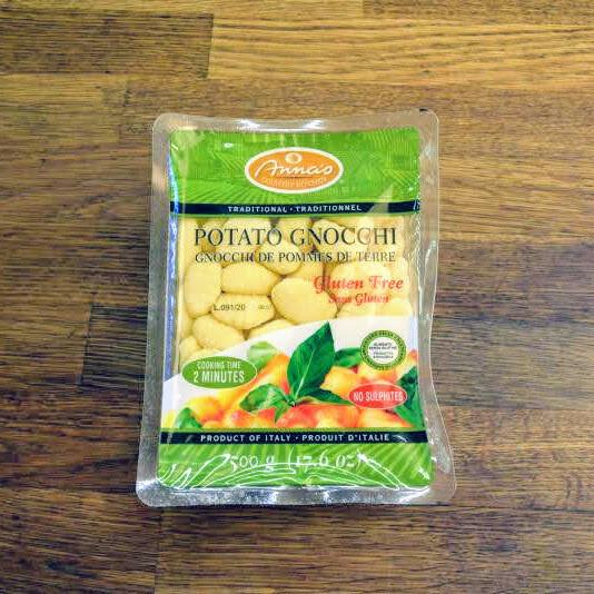 Anna's Potato Gnocchi - Traditional