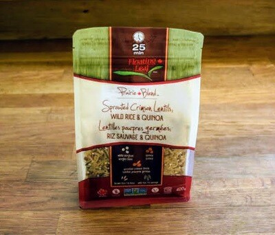 Prairie Blend - Grain Mix: Wild Rice and Quinoa
