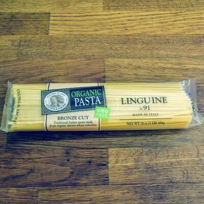 Cucina & Amore - Organic Linguine