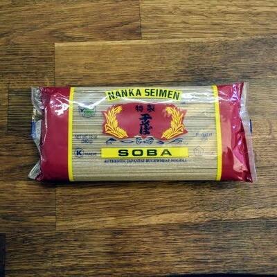 Nanka Seimen Soba Noodles