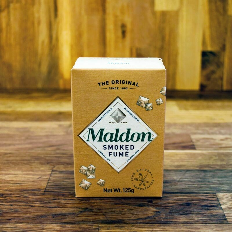 Maldon Sea Salt - Smoked