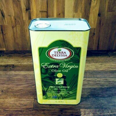 Terra Delyssa Extra Virgin Olive Oil - 3L