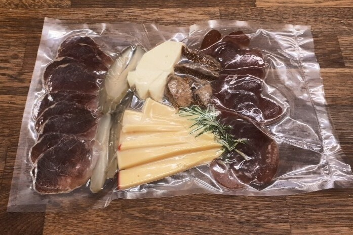 Charcuterie and Cheese Pak