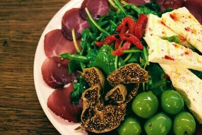 Bresaola Salad