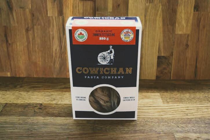 Cowichan Pasta - Organic Emmer Fettuccine