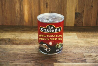 La Costena - Refried Black Beans