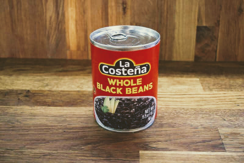 La Costena - Whole Black Beans