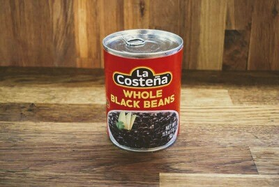La Costena - Whole Black Beans