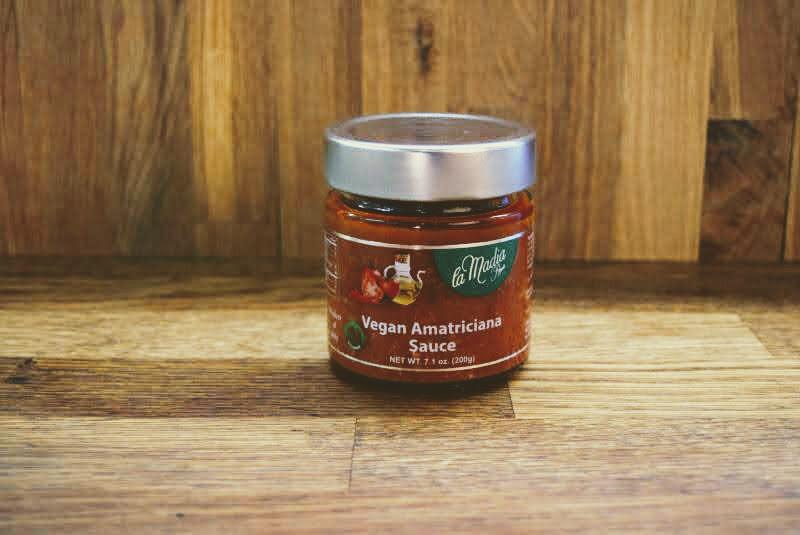 La Madia - Vegan Amatriciana Sauce