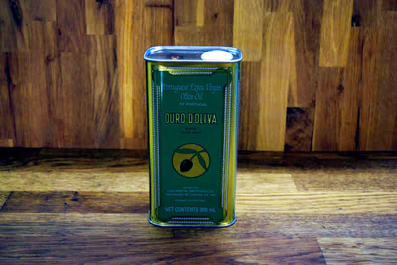 Ouro D'Oliva - Extra Virgin Olive Oil