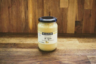 Beaufor Hot Dijon Mustard