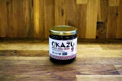 Okazu Spicy Chili Miso