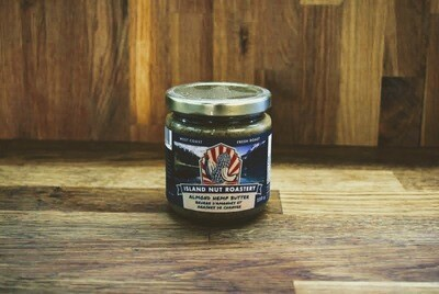 Island Nut Roastery - Almond Hemp Butter - 250g
