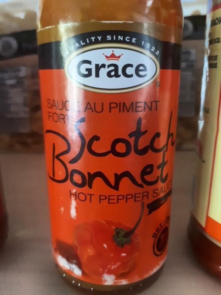Grace Scotch Bonnet Sauce
