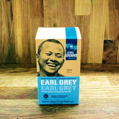 Level Ground - Earl Grey Tea